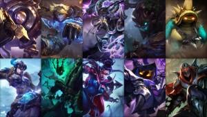 Rotazione sett.53 League of Legends