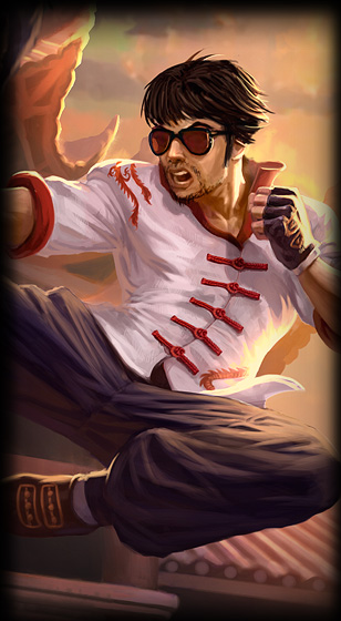 Lee Sin Dragon Fist
