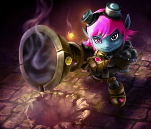 Tristana - League of Legends
