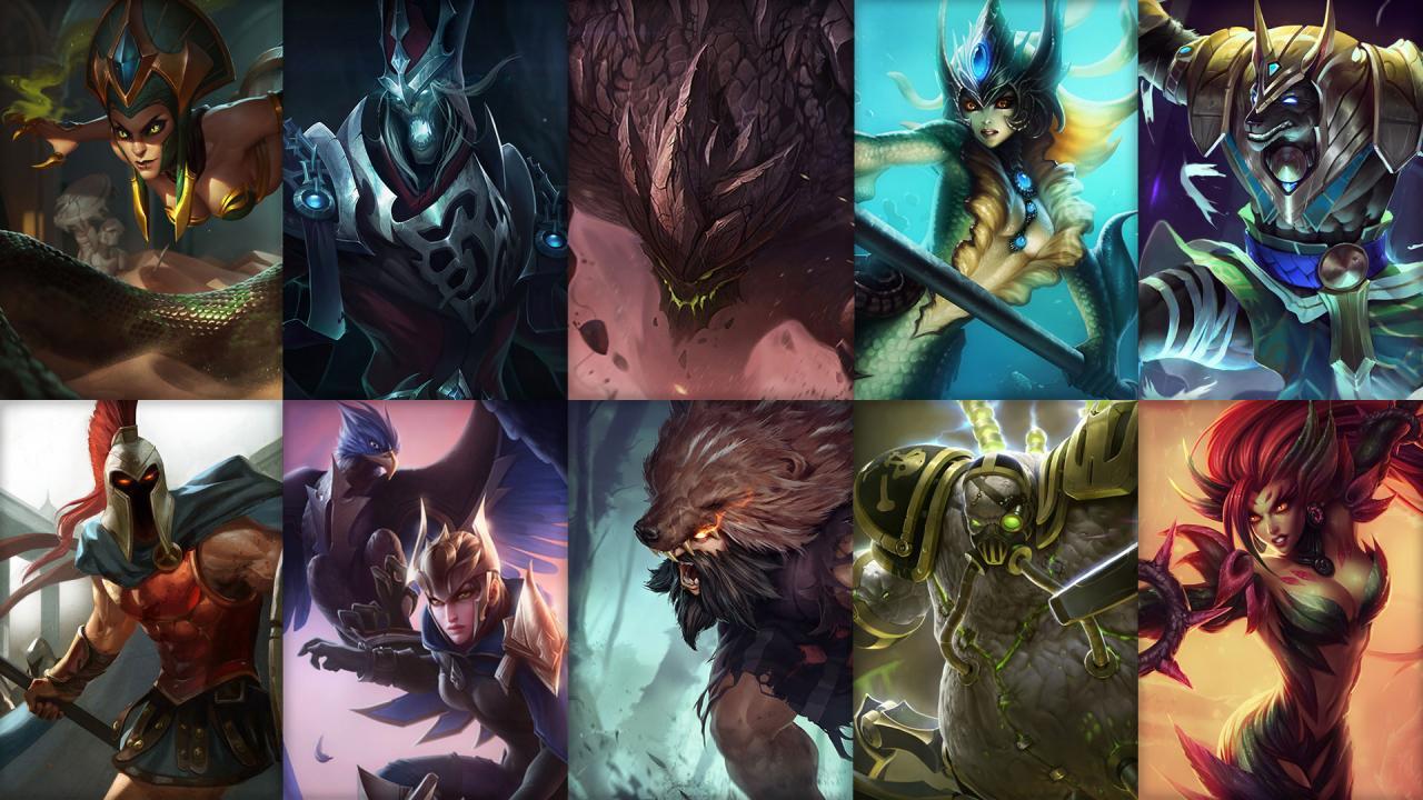 Campioni in Rotazione League of Legends (LoL) Settimana 52