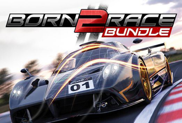 Born 2 Race Bundle di Bundle Stars