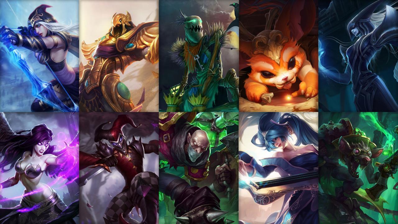 Campioni in Rotazione League of Legends (LoL) Settimana 3
