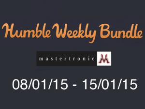 Humble Weekly Bundle: Mastertronic