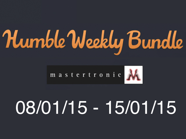Humble Weekly Bundle: Mastertronic 08/01/15 – 15/01/15