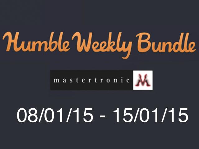 Humble Weekly Bundle: Mastertronic 08/01/15 – 15/01/15