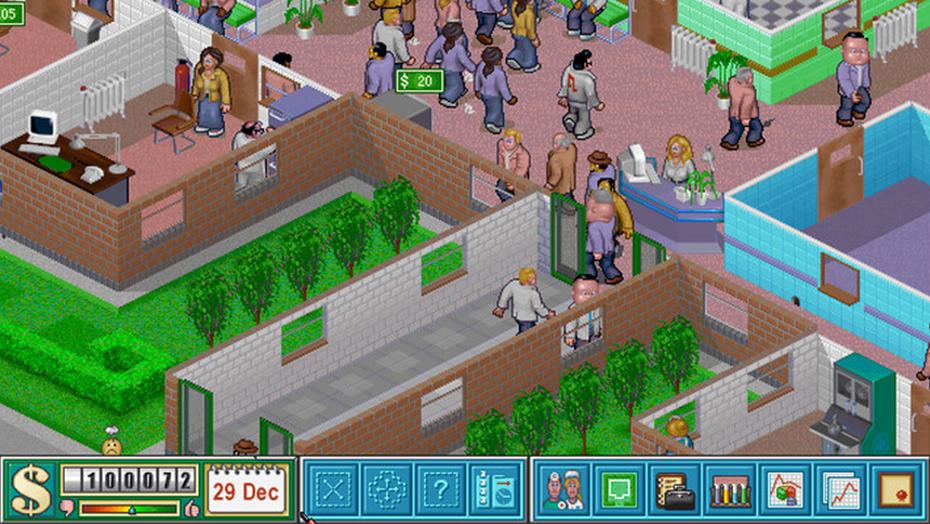 Theme Hospital GRATIS