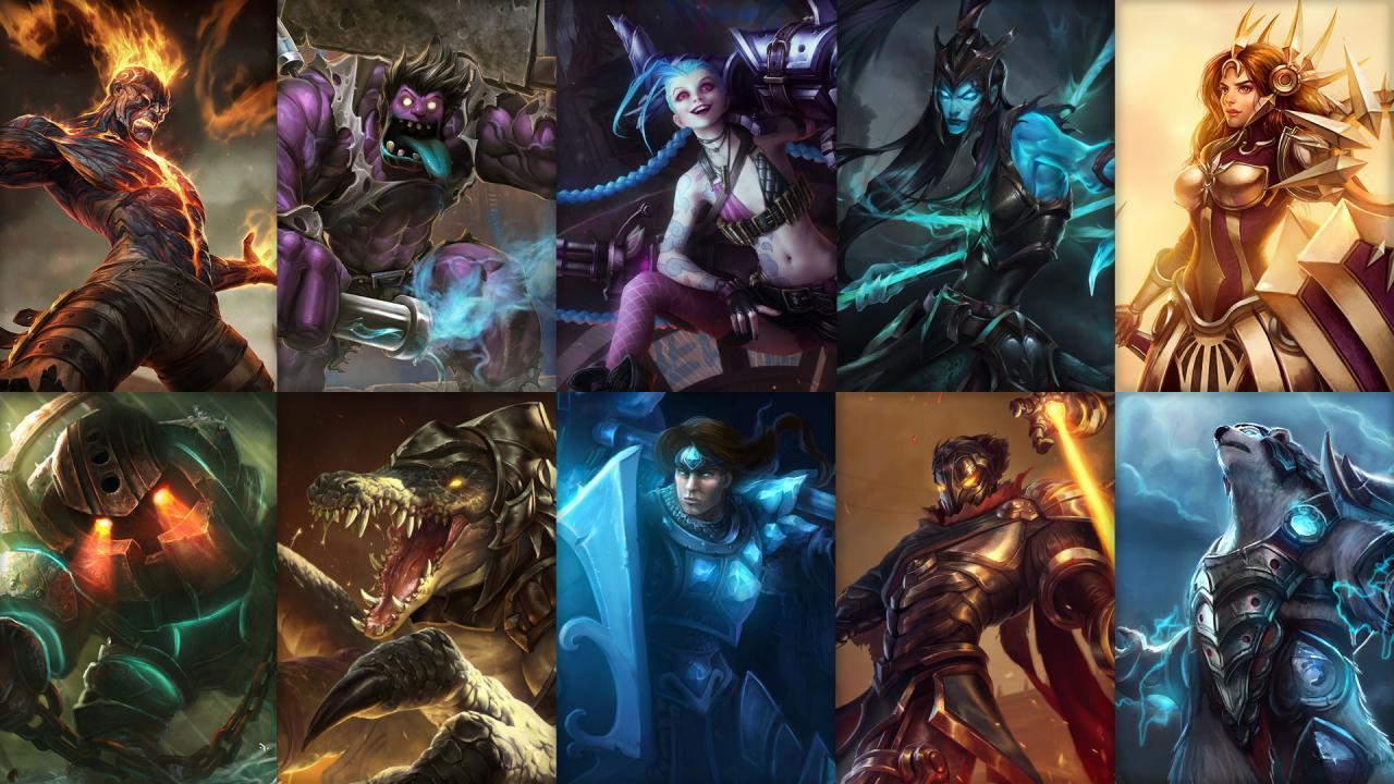 Campioni in Rotazione League of Legends (LoL) Settimana 4