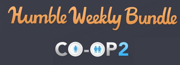 Humble Weekly Bundle CO-OP 2