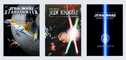 i 3 titoli aggiunti allo Star Wars Humble Bundle