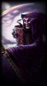 karthus-grim-reaper aspetto in saldo