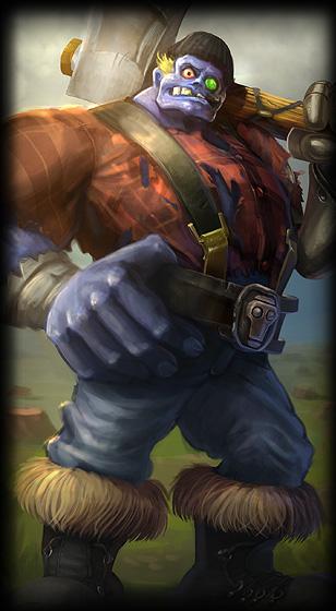 Lumberjack Sion