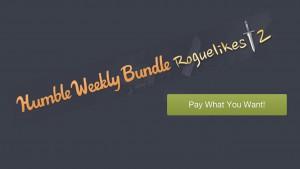 Humble Weekly Bundle Roguelikes 2