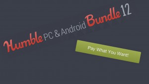 Humble Bundel PC & Android 12 Banner