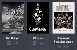 Giochi in PWYW del Humble Weekly Bundle: Monochromatic