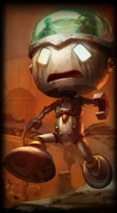 amumu-sad-robot aspetto in saldo