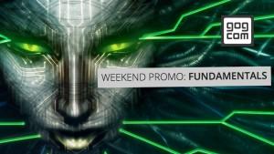 Banner gog.com Weekend Promo Fundamentals