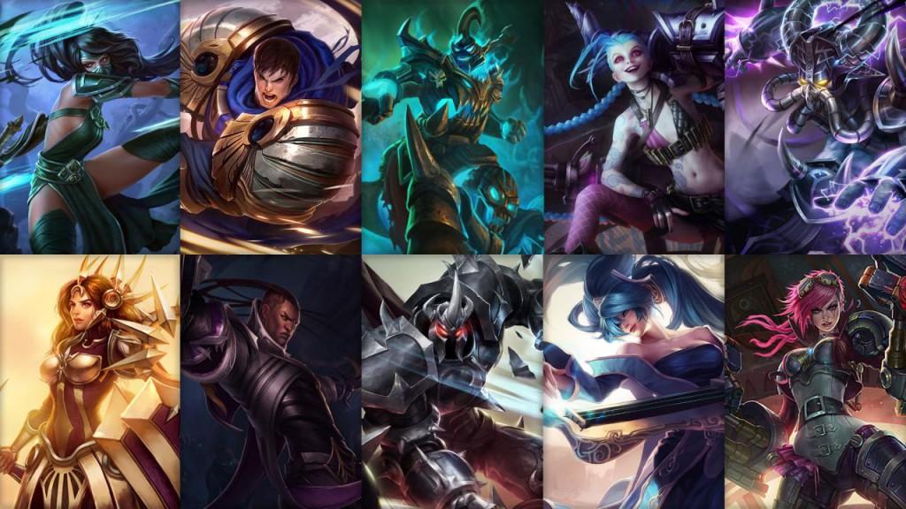 Campioni in Rotazione League of Legends (LoL) Settimana 13