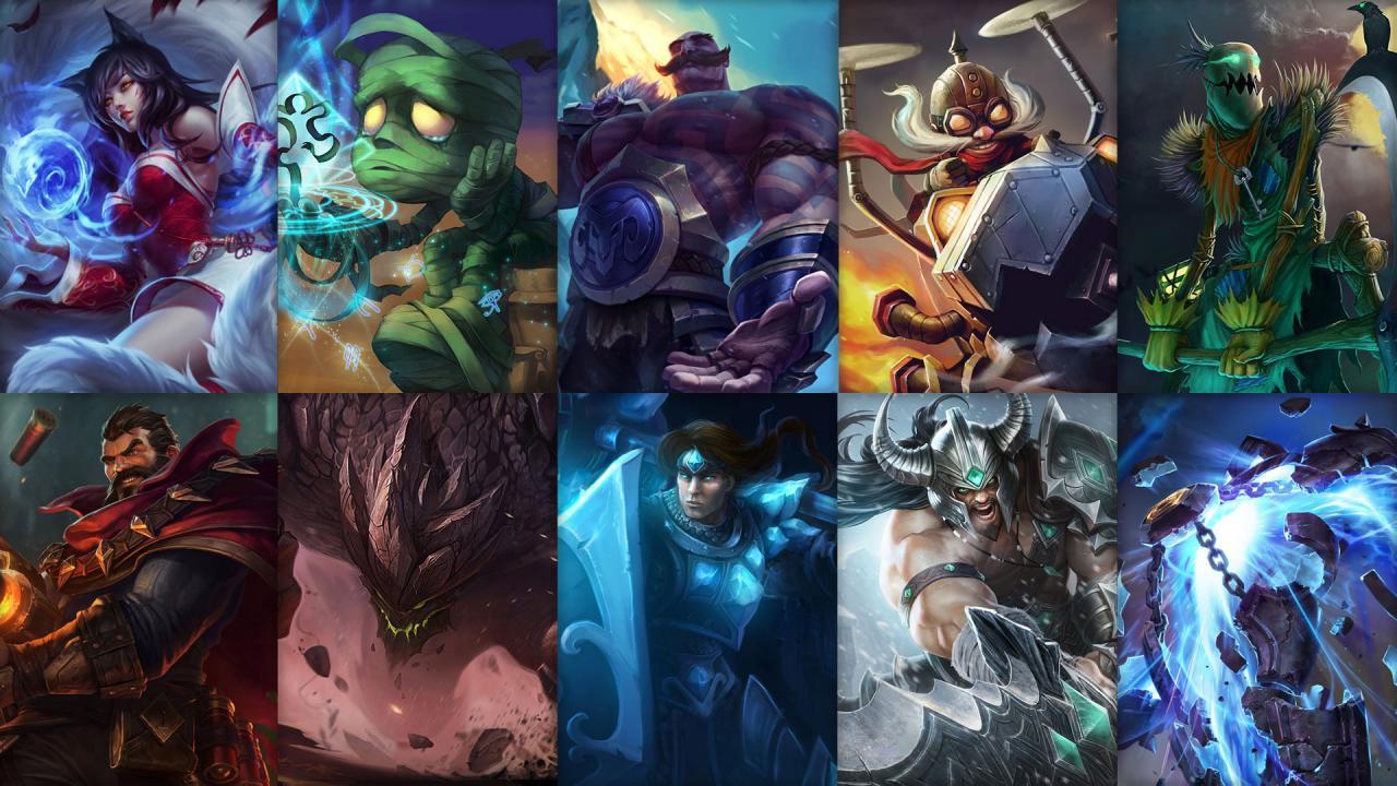 Campioni in Rotazione League of Legends (LoL) Settimana 12