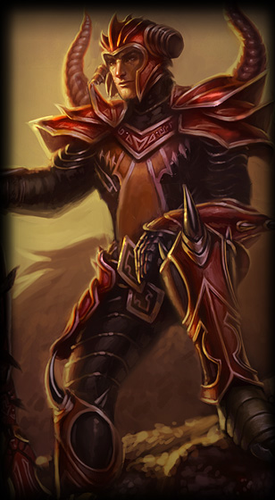 Dragonslayer Jarvan IV