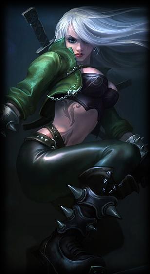 Mercenary Katarina
