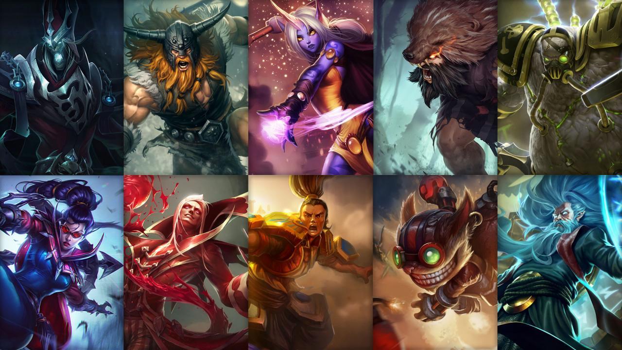 Campioni in Rotazione League of Legends (LoL) Settimana 9