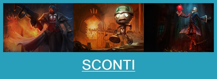 Aspetti in saldo League of Legends (LoL) 03/03/15 – 06/03/15