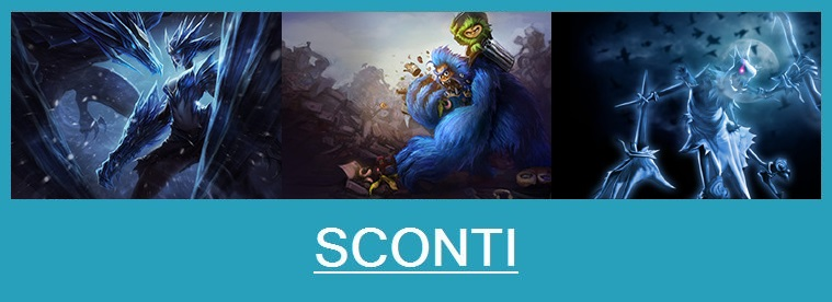 Aspetti in saldo League of Legends (LoL) 27/02/15 – 02/03/15