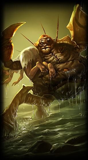 Giant Enemy Crabgot