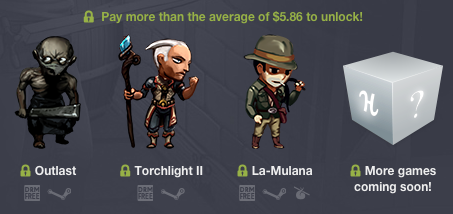 More Than The Average Humble Bundle Indie 14
