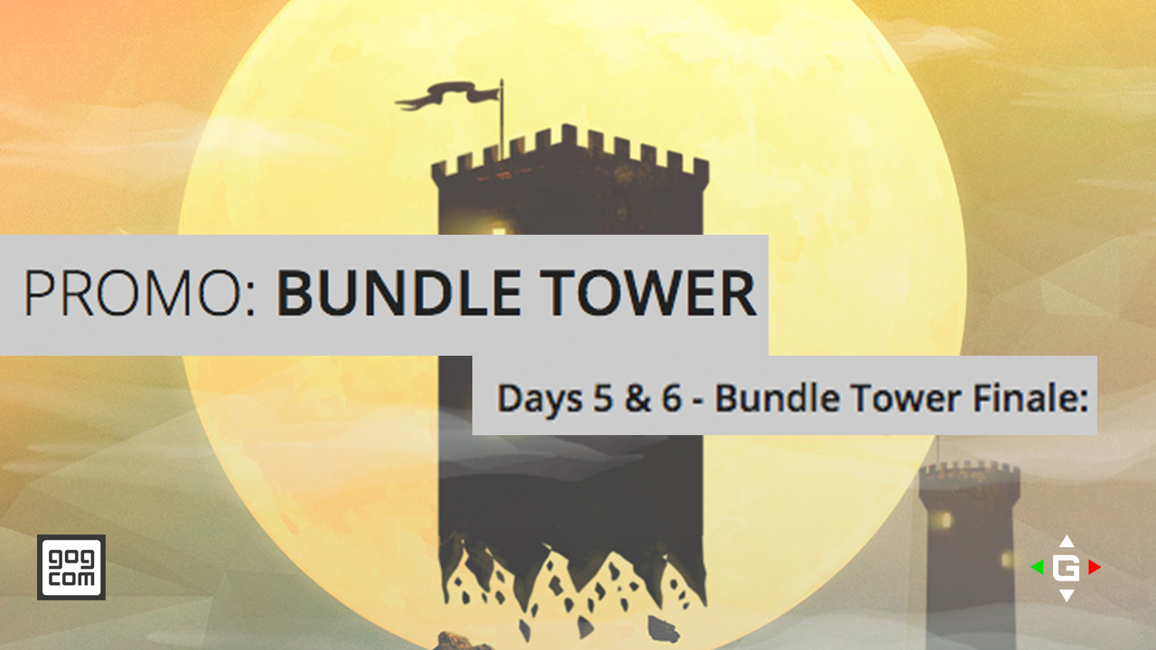 gog.com Bundle Tower Promo FINALE