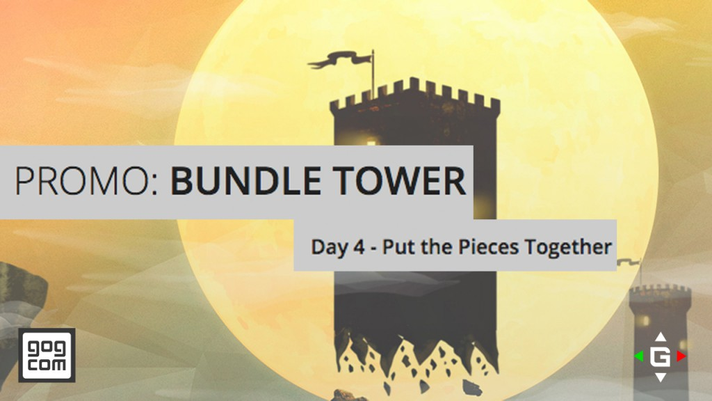 gog.com Bundle Tower Promo – Put The Pieces Together