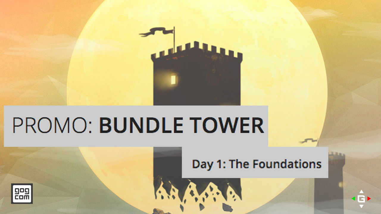 gog.com Bundle Tower Promo – FONDAMENTA