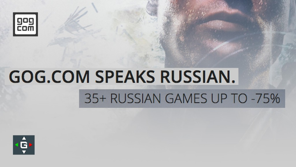 gog.com From Russian With Love