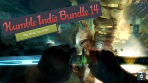 Banner Humble Bundle Indie 14