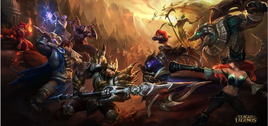 League of Legends campione per iniziare