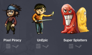 Pay What You Want Humble Bundle Indie 14