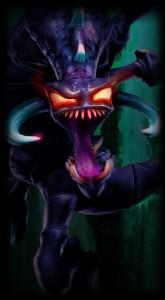 chogath-nightmare aspetto in saldo