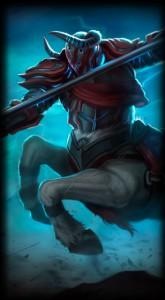 hecarim-blood-knight aspetto in saldo
