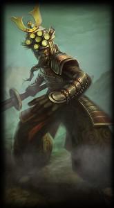 samurai-yi aspetto in saldo