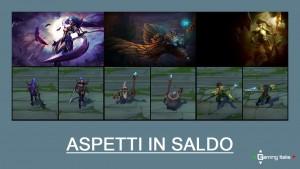 Aspetti in Saldo LoL 03/04/15 - 06/04/15
