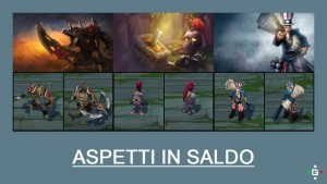 Aspetti in Saldo LoL 10/04/15 - 13/04/15