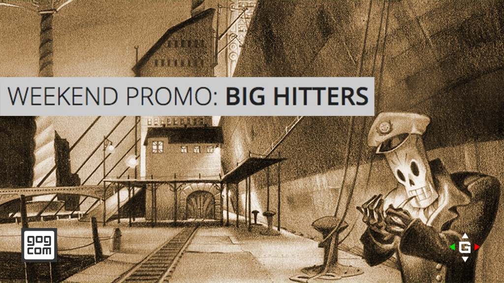 gog.com Weekend Promo: Big Hitters