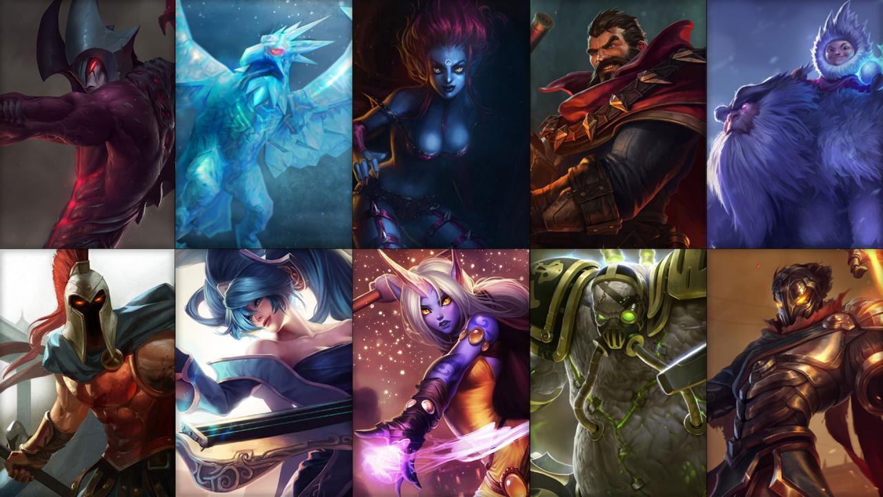 Campioni in Rotazione League of Legends (LoL) Settimana 19