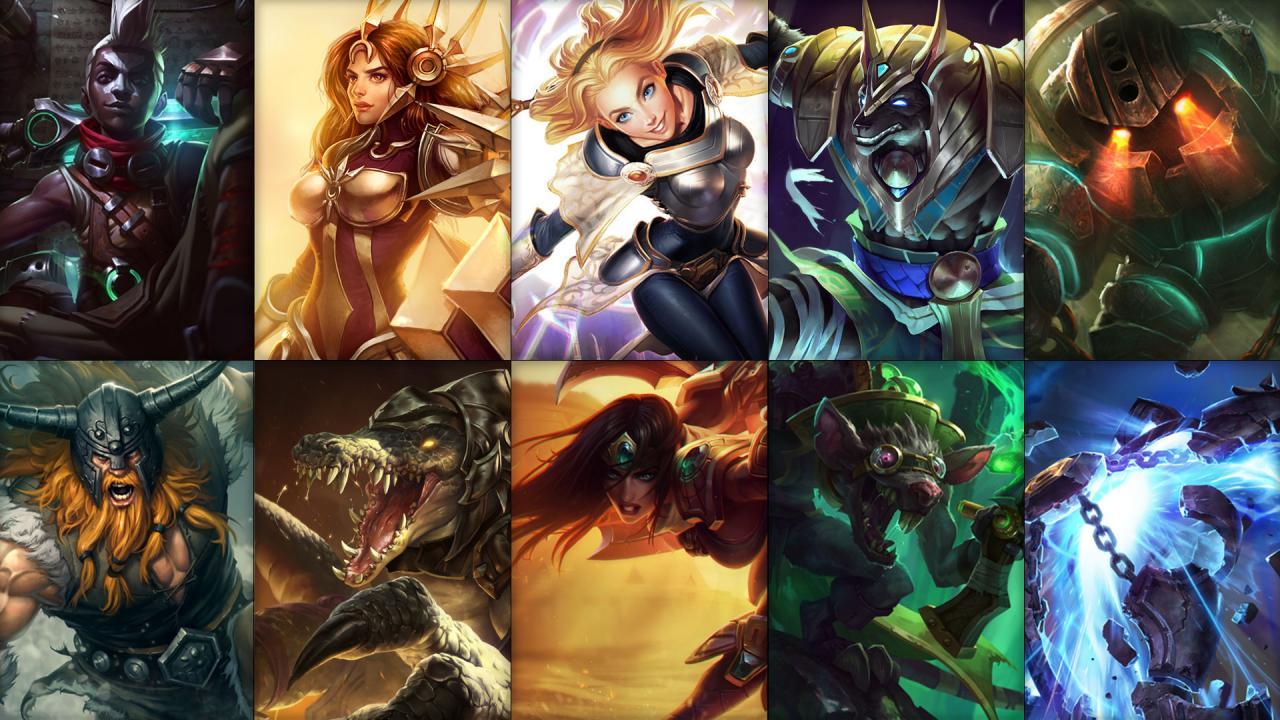 Campioni in Rotazione League of Legends (LoL) Settimana 23
