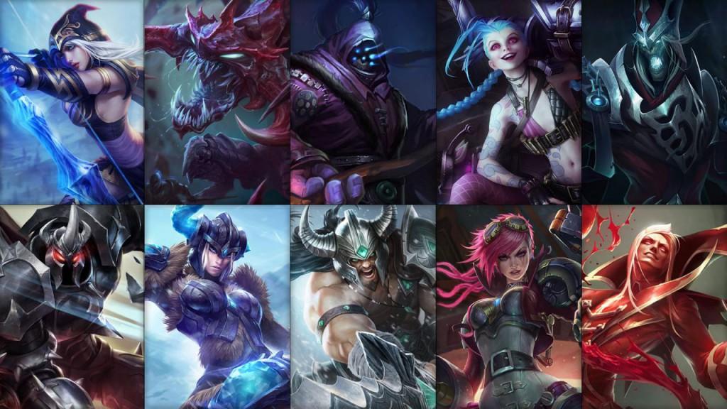 Campioni in Rotazione League of Legends (LoL) Settimana 25
