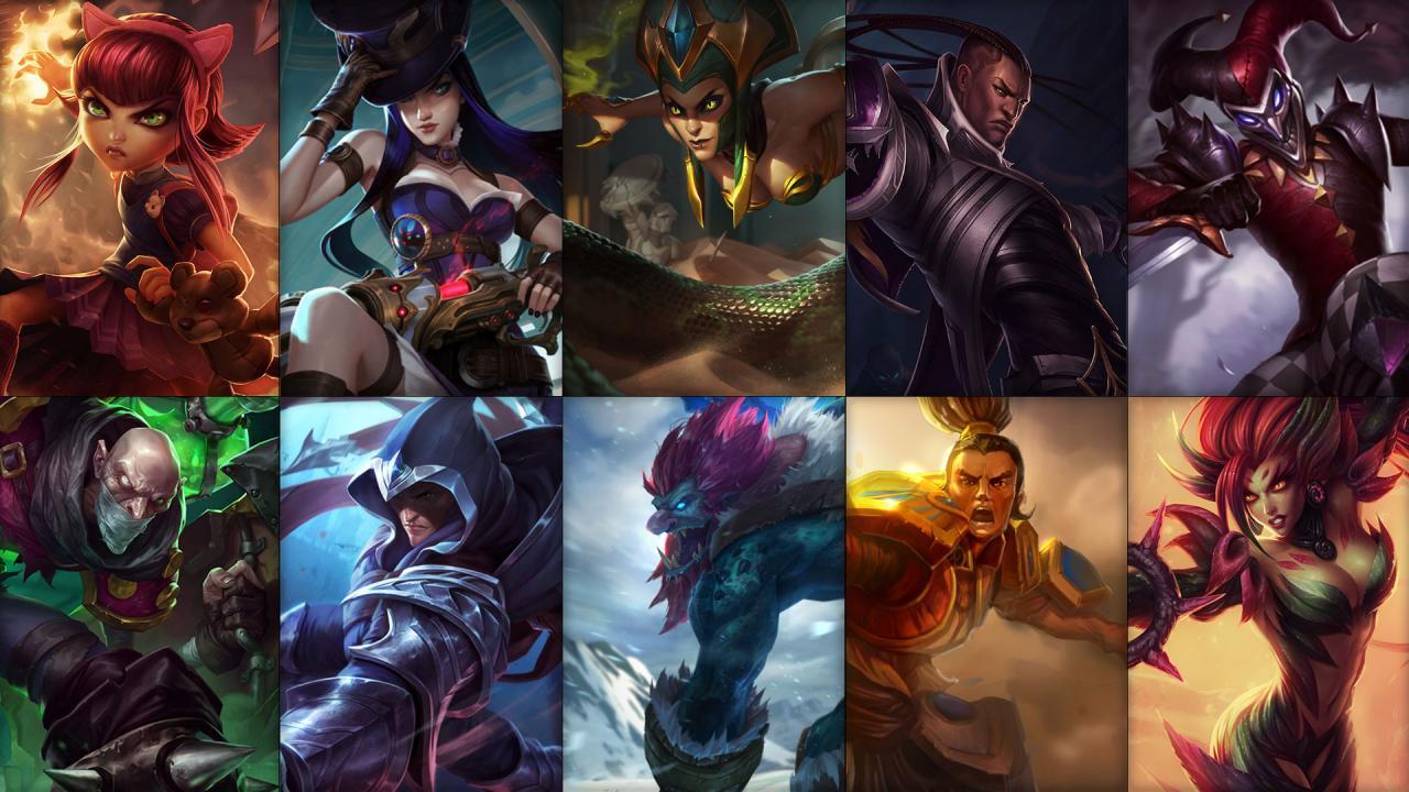 Campioni in Rotazione League of Legends (LoL) Settimana 26