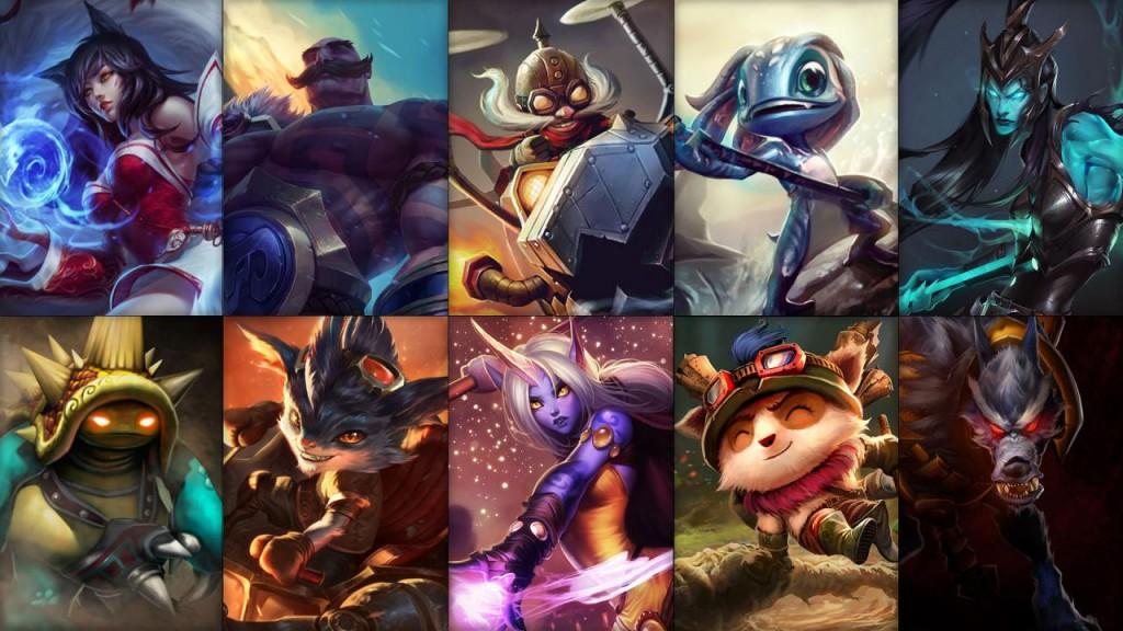 Campioni in Rotazione League of Legends (LoL) Settimana 28