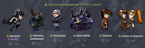 Humble Indie Bundle 15 Average