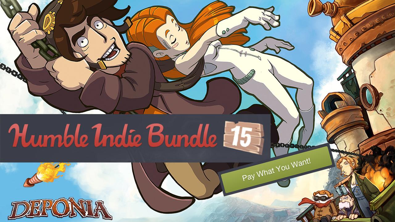 Humble Indie Bundle 15 – 10 perle indipendenti