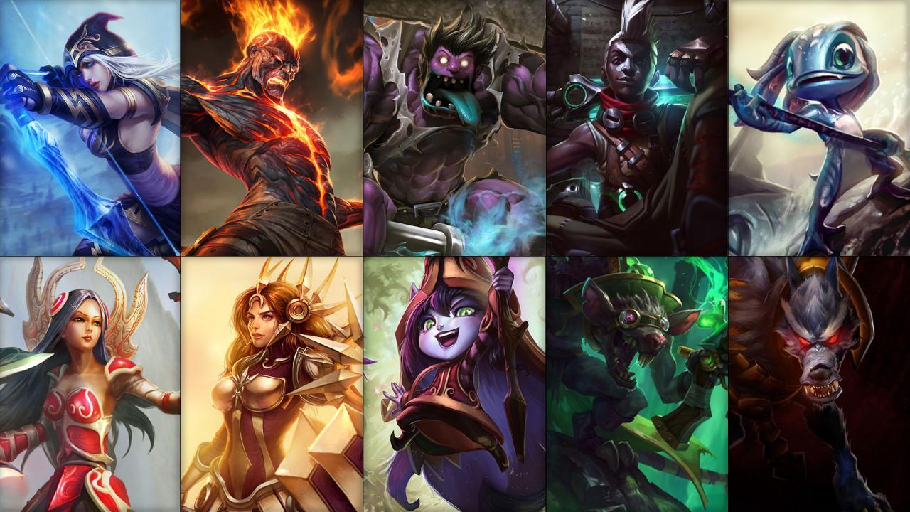 Campioni in Rotazione League of Legends settimana 41